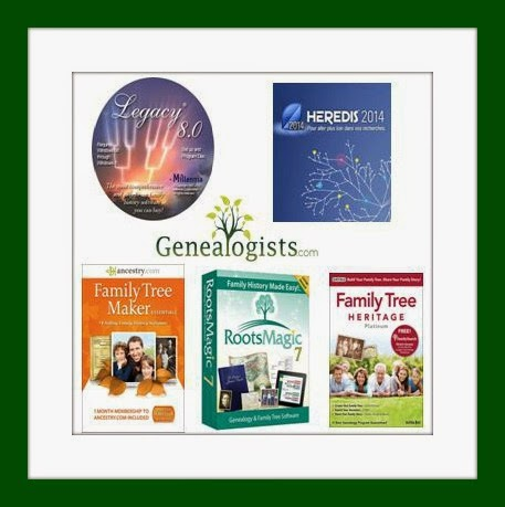 genealogy, software, heredis, rootsmagic, legacy, family tree maker, family tree heritage, Top 5 Genealogy Software Programs For Under $40