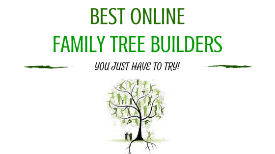 best online family tree builders
