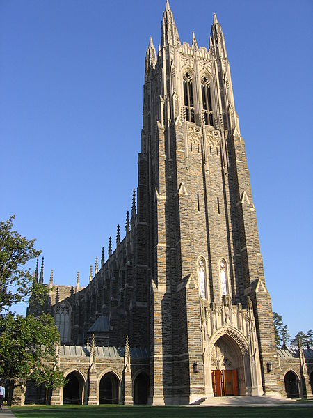 Our North Carolina genealogists can access the Duke Chapel and archives at Duke University in Durham, North Carolina.