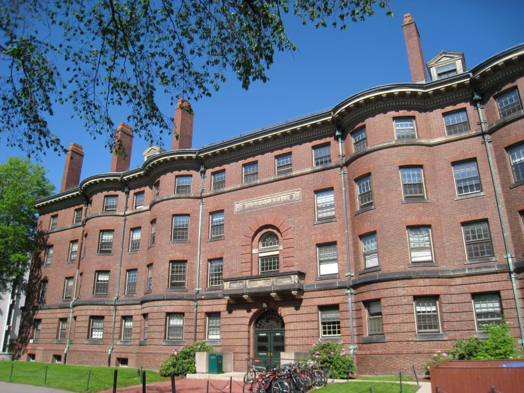 Massachusetts genealogists can find records at Conant Hall Harvard University Cambridge Massachusetts