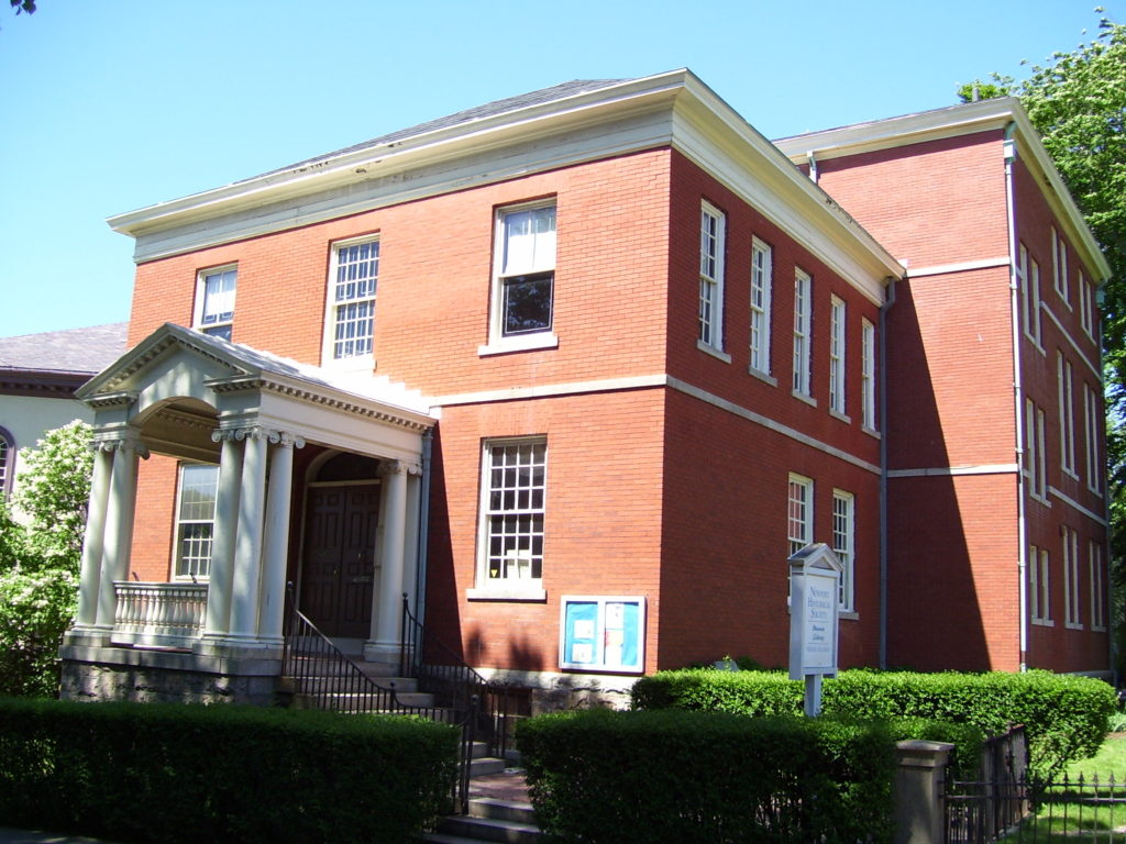 Newport Historical Society Archives (Newport, Rhode Island), Rhode Island Genealogists