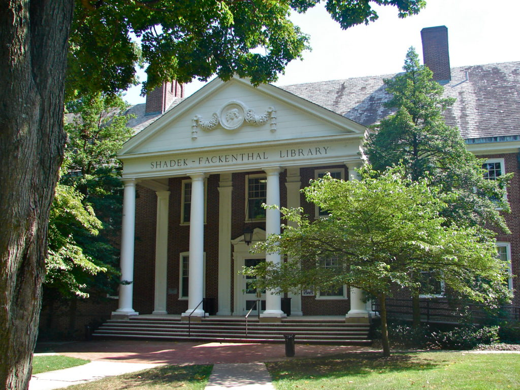 Trace Pennsylvania genealogists have access to family history records at Franklin and Marshall College, Lancaster, Pennsylvania