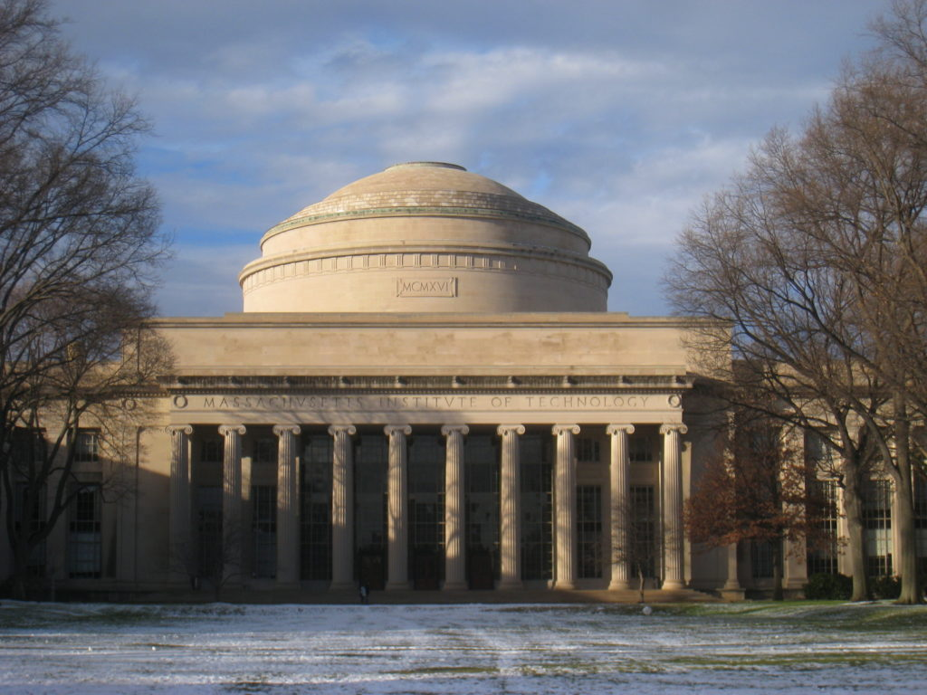 Trace Massachusetts genealogists can find records at the MIT dome