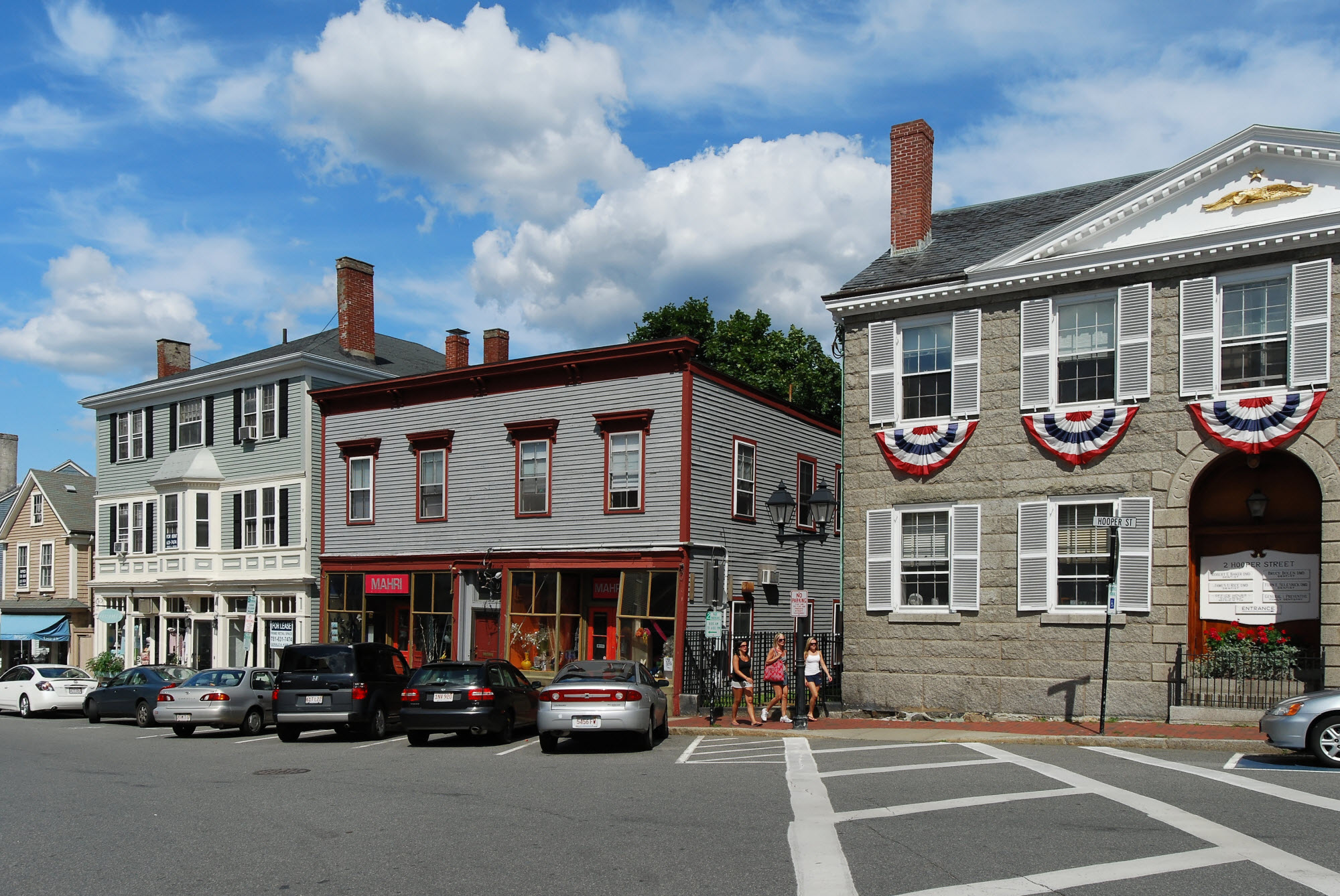 Historic Massachusetts town