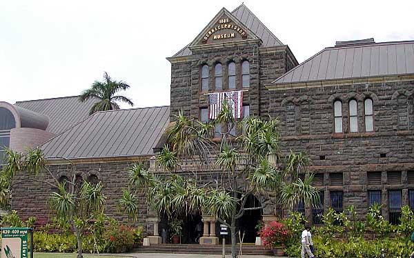 Bishop Museum Library and Archives (Honolulu, Hawaii), Hawaii Genealogists