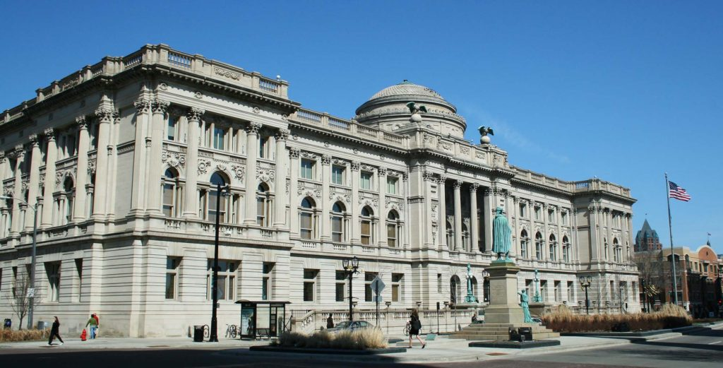 Trace Wisconsin genealogists have access to the Milwaukee Library Wisconsin for your research needs