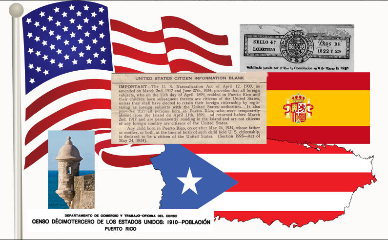 Puerto Rico citizenship genealogy
