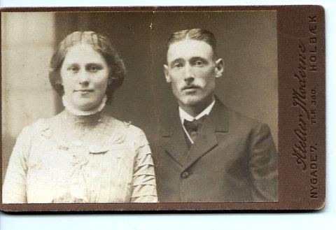 Denmark ancestor photograph