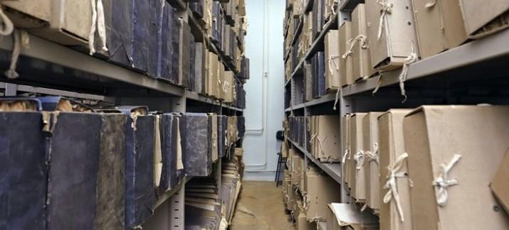 Irish parish records