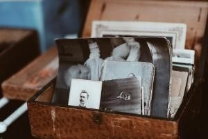 Preserving old photos