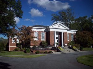 South Carolina genealogists can research records from this Camden Archives Museum
